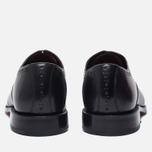 Мужские ботинки броги Grenson Matthew Brogue Sole Leather Black фото- 3
