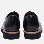 Мужские ботинки броги Grenson Matthew Brogue Sole Wedge Black фото- 3