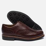 Мужские ботинки Grenson Stanley Brogue Chestnut фото- 2