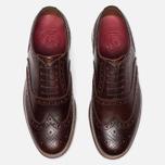 Мужские ботинки Grenson Stanley Brogue Chestnut фото- 4