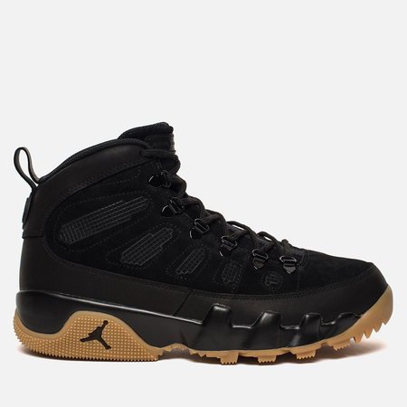 Мужские ботинки Jordan Air Jordan 9 Retro NRG Black/Gum Light Brown/Black