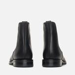 Мужские ботинки Loake Blenheim Chelsea Black Waxy фото- 3