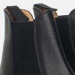 Мужские ботинки Loake Blenheim Chelsea Black Waxy фото- 5