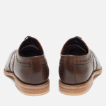 Мужские ботинки Loake Fearnley Oxford Dark Brown фото- 3