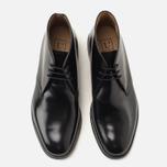 Мужские ботинки Loake Polished Chukka Black фото- 4