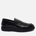Мужские ботинки лоферы Common Projects 2007 Black фото- 0