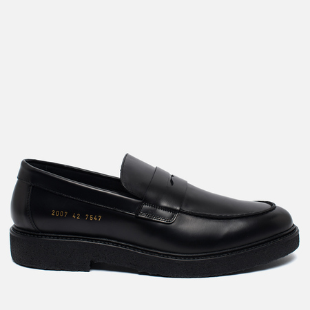 Common Projects 2007 Men's loafer Black