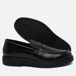 Мужские ботинки лоферы Common Projects 2007 Black фото- 1