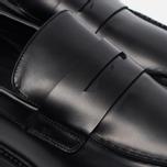 Мужские ботинки лоферы Common Projects 2007 Black фото- 3