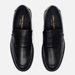 Мужские ботинки лоферы Common Projects 2007 Black фото- 4