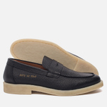 Мужские ботинки лоферы Common Projects Loafer Stamped Grain Black фото- 1