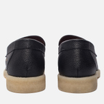 Мужские ботинки лоферы Common Projects Loafer Stamped Grain Black фото- 3