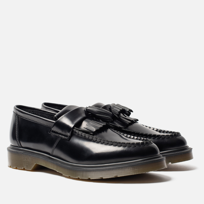 Ботинки лоферы Dr. Martens Adrian Smooth Polished Black
