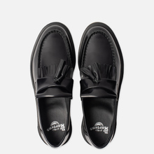 Ботинки лоферы Dr. Martens Adrian Smooth Polished Black фото- 1