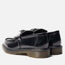 Ботинки лоферы Dr. Martens Adrian Smooth Polished Black фото- 2