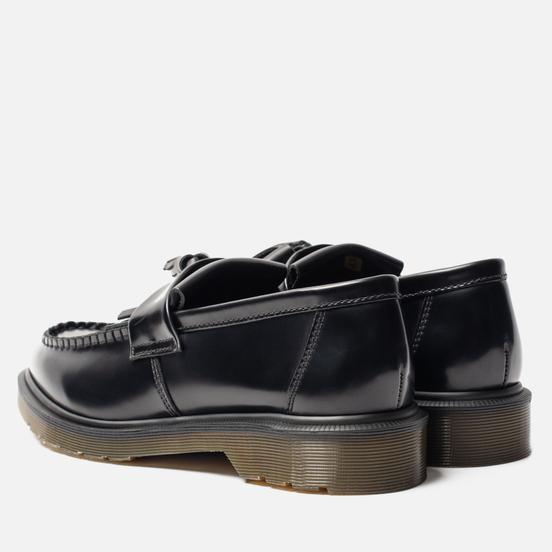 Ботинки лоферы Dr. Martens Adrian Smooth Polished Black