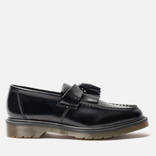 Ботинки лоферы Dr. Martens Adrian Smooth Polished Black фото- 3