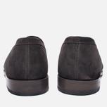 Мужские ботинки лоферы Grenson Floyd Suede Lavagne фото- 3