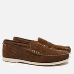 Мужские ботинки Polo Ralph Lauren Bjorn New Snuff фото- 1