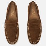 Мужские ботинки Polo Ralph Lauren Bjorn New Snuff фото- 4