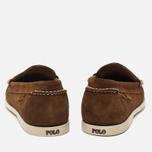 Мужские ботинки Polo Ralph Lauren Bjorn New Snuff фото- 5