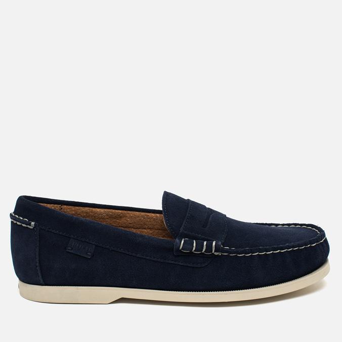 Мужские ботинки Polo Ralph Lauren Bjorn Newport Navy