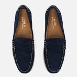 Мужские ботинки Polo Ralph Lauren Bjorn Newport Navy фото- 4