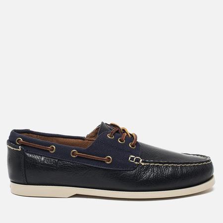 Polo Ralph Lauren Men's Shoes Bienne II Brown/Dark Brown
