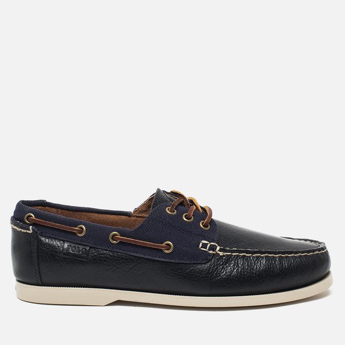 Мужские ботинки Polo Ralph Lauren Bienne II Newport Navy/NE