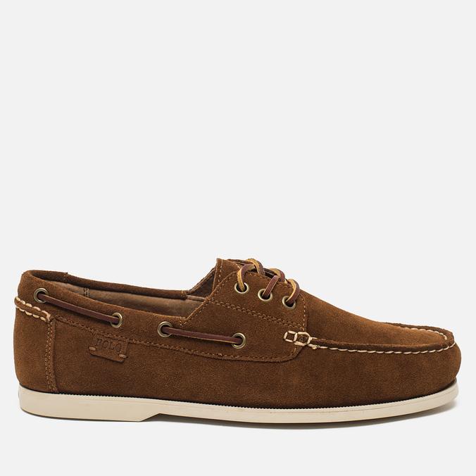 Мужские ботинки Polo Ralph Lauren Bienne II New Snuff