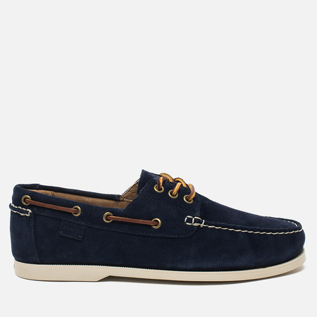 Polo Ralph Lauren Men's Shoes Bienne II Newport Navy