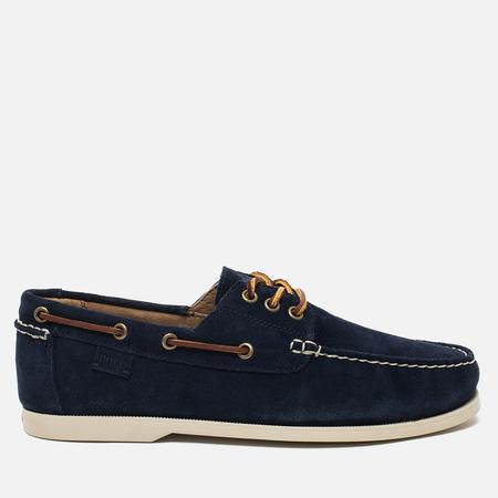 Polo Ralph Lauren Men's Shoes Bienne II Newport Navy