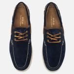 Мужские ботинки Polo Ralph Lauren Bienne II Newport Navy фото- 4