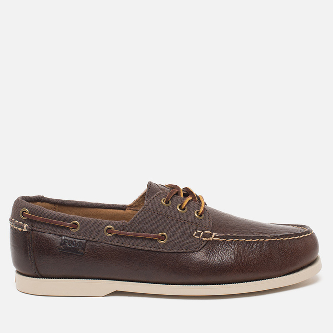 Мужские ботинки Polo Ralph Lauren Bienne II Brown/Dark Brown