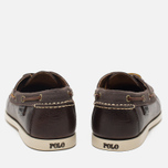 Мужские ботинки Polo Ralph Lauren Bienne II Brown/Dark Brown фото- 5