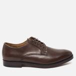 Мужские ботинки Polo Ralph Lauren Domenick Dark Brown фото- 0