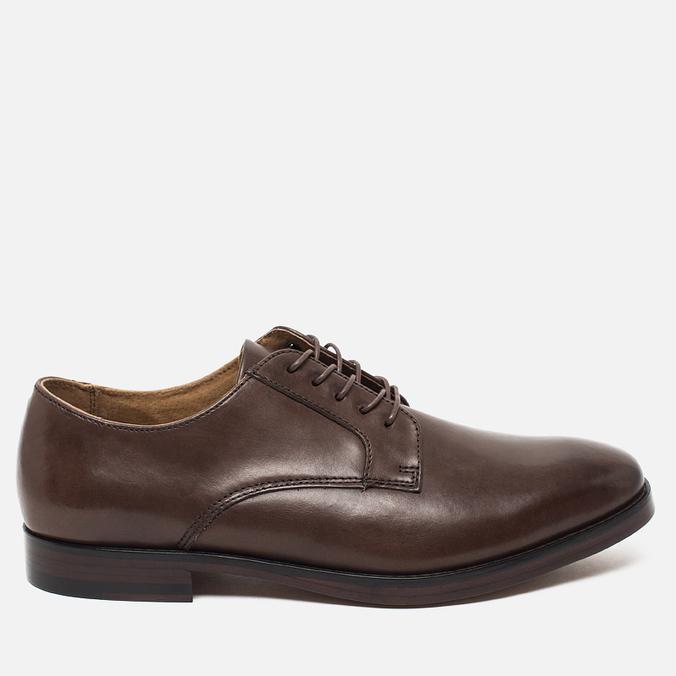 Мужские ботинки Polo Ralph Lauren Domenick Dark Brown