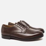 Мужские ботинки Polo Ralph Lauren Domenick Dark Brown фото- 1