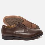 Мужские ботинки Polo Ralph Lauren Domenick Dark Brown фото- 2