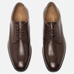 Мужские ботинки Polo Ralph Lauren Domenick Dark Brown фото- 4