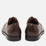 Мужские ботинки Polo Ralph Lauren Domenick Dark Brown фото- 5