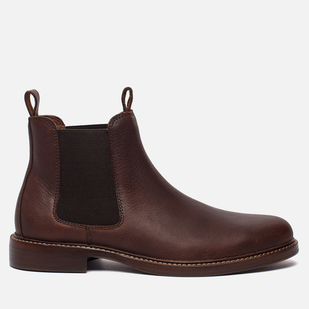 Мужские ботинки Polo Ralph Lauren Normanton Leather Chelsea Deep Saddle Tan