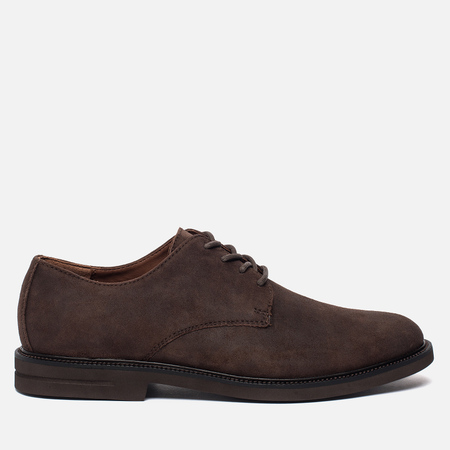 Мужские ботинки Polo Ralph Lauren Torian Suede Buck Dark Chocolate