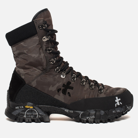 Мужские ботинки Premiata Hi-Treck 126 Brown/Black