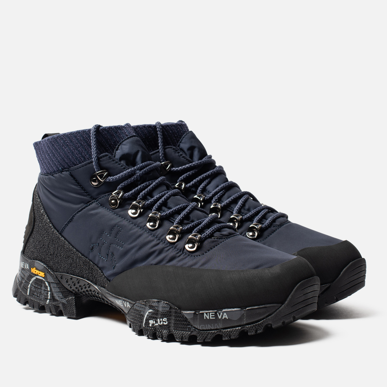 Мужские ботинки Premiata Loutreck 114 Navy/Black