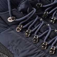 Мужские ботинки Premiata Loutreck 114 Navy/Black фото- 6