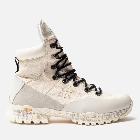 Мужские ботинки Premiata Midtreck 171 White