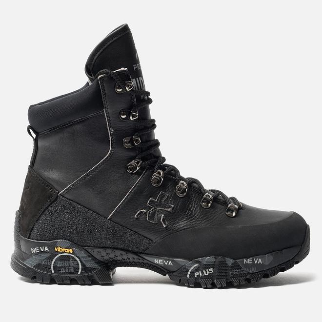 Мужские ботинки Premiata Midtreck 172 Black