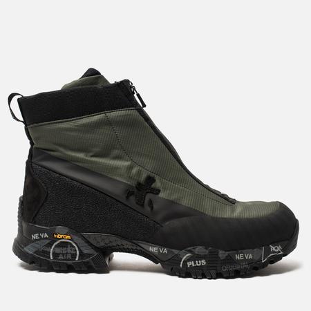 Мужские ботинки Premiata Ziptreck 140 Olive