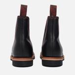 Мужские ботинки Red Wing Shoes 2918 Сhelsea Rancher Leather Black Star фото- 3